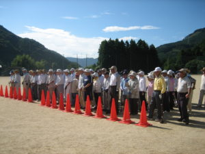 2010愛媛スポレク伊予市予選会画像